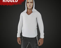 3D asset Game Character