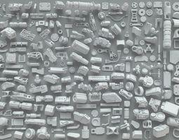 3D Kit bash-268 pieces - part-9
