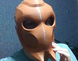 Helmet of the Nameless Hero 3D print model