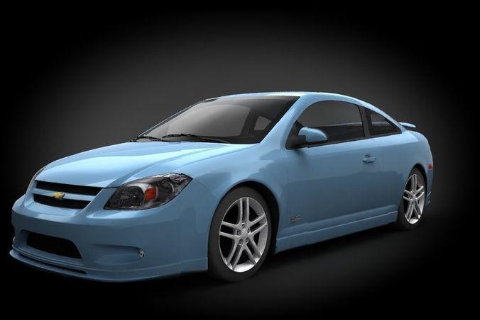 3D model Chevrolet Cobalt SS | CGTrader