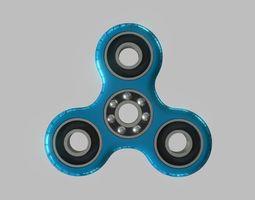 Finger Spinner 3D asset