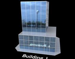 Skyscraper Construction Kit 1 3D model