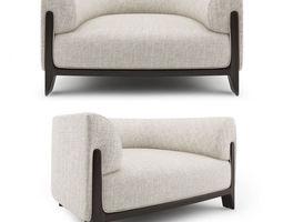 BOB Contemporary armchair -Christophe Delcourt 3D