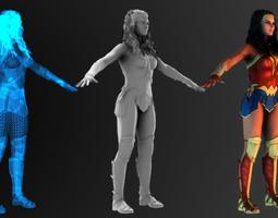 Wonder Woman Movie 3D