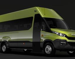 3D Iveco Daily Tourus L4H3 2014-2016
