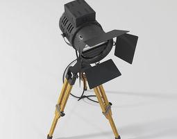 spotlight floodlight 3D