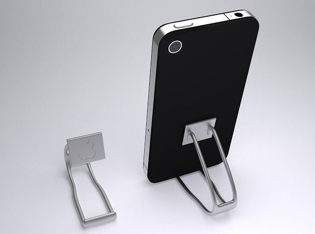 what does the i in iphone stand for iphone stand 3d printable model cgtrader 21211