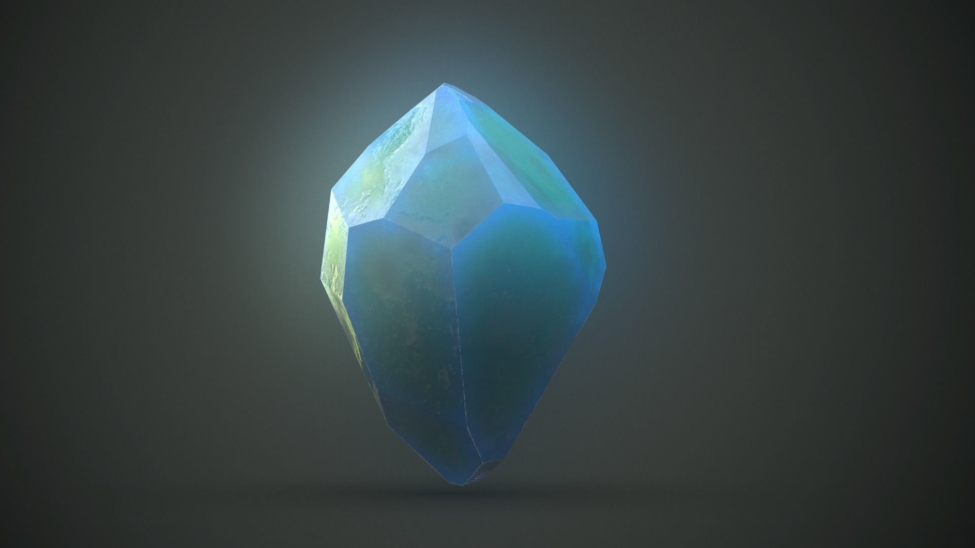 Magic crystals PBR