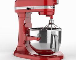 3D KitchenAid Stand Mixer