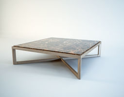 Krusin Coffee Table 3D