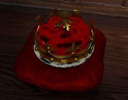 Princes coronet 3D