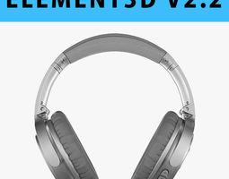 E3D - Bose QuietComfort 35 Wireless Headphones