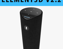 E3D - Amazon Tap - Alexa-Enabled Portable Bluetooth