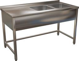 3D model Kitchen table 02