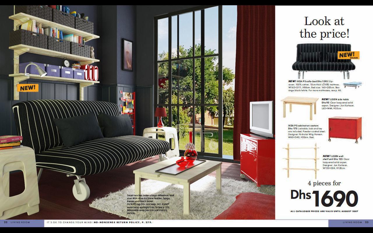 Ikea Living Room Photos ikea living room   3d print model