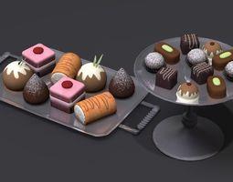 bakery cakes 3D