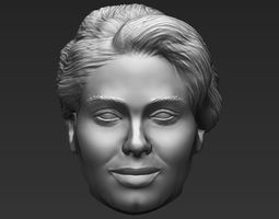 3D model Adele standard version only mesh