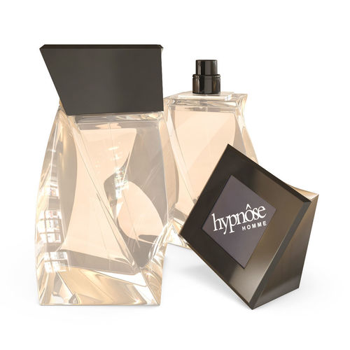 lancome hypnose homme perfume 3d model max obj mtl 1