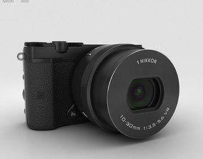 Nikon 1 J5 Black 3D digital