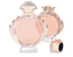 Paco Rabanne Olympea Perfume 3D