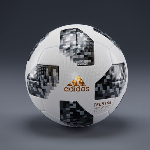 telstar 18 - adidas - russia worldcup-official ball- pbr texture 3d model max obj fbx blend mtl 1