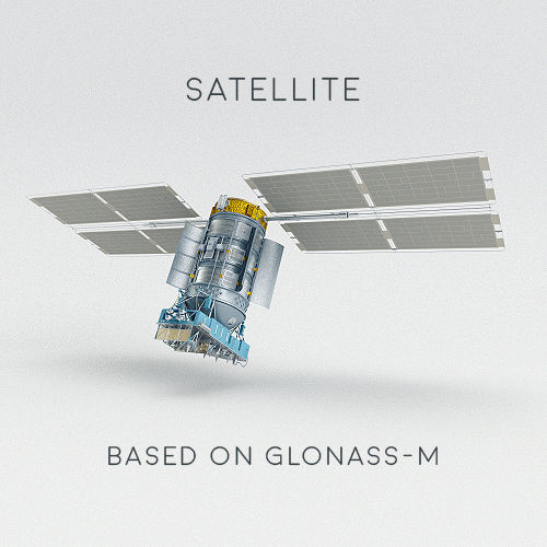 Satellite GLONASS-M