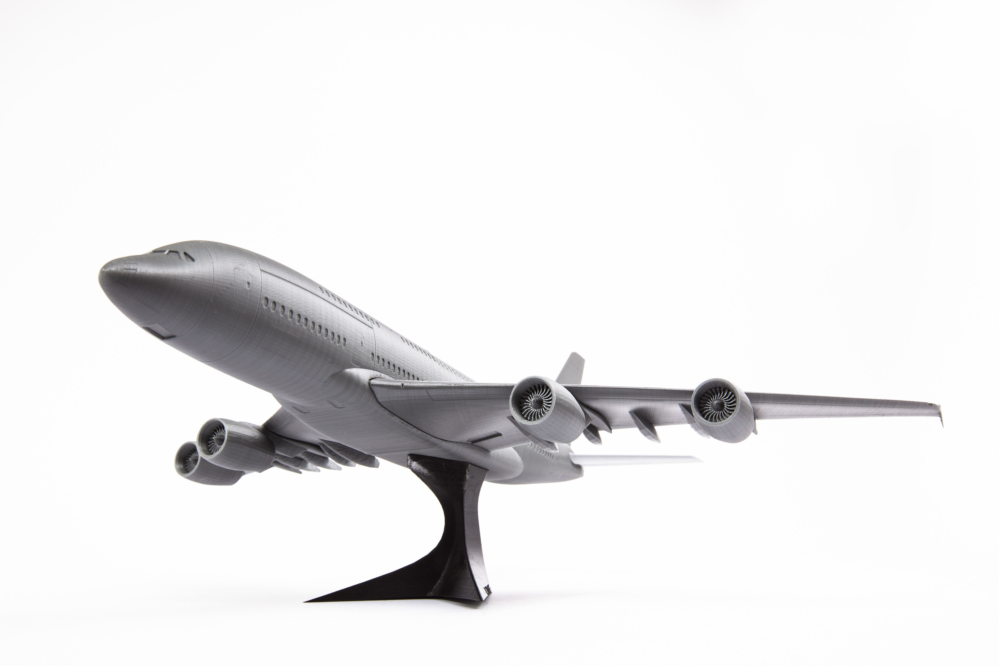 Uncategorized Airplane Pictures To Print boeing aircraft 3d print model cgtrader stl