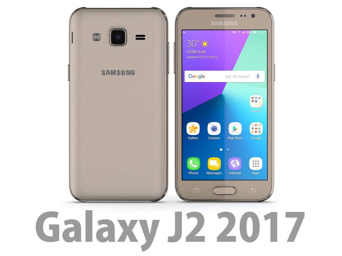 Samsung Galaxy J2 2017 Gold