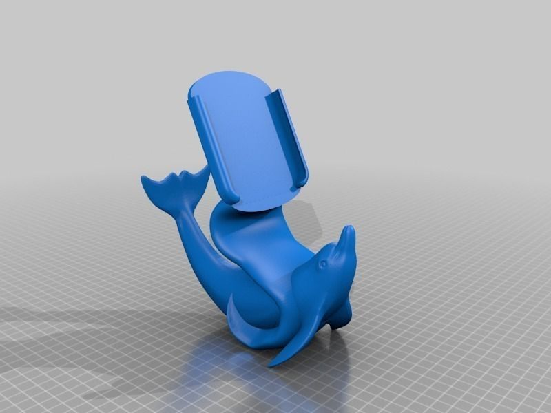Iphone 6 plus dolphin stand