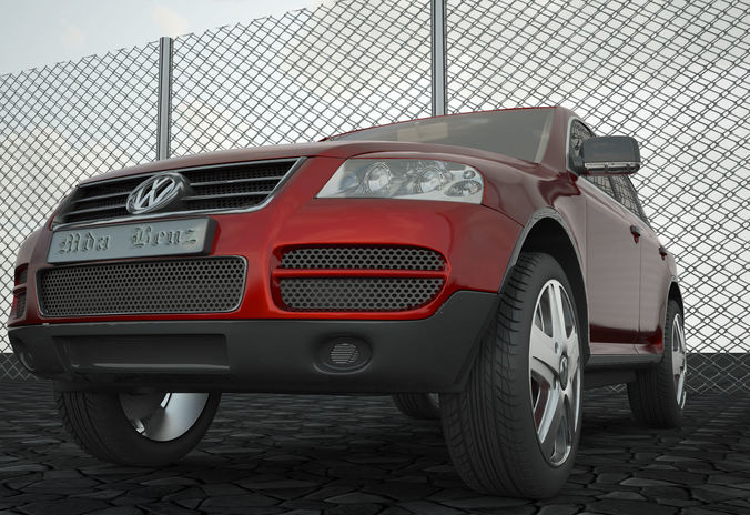 VW Tuareg  4x4