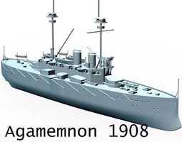 Agamemnon 1908 UK printable
