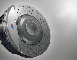 3d bmw brake-system