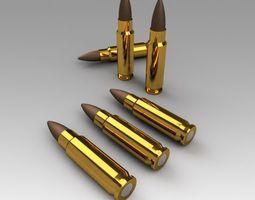 Cartridge FN 3D model