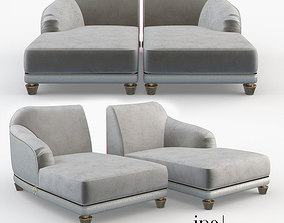 3D model Chatam couch