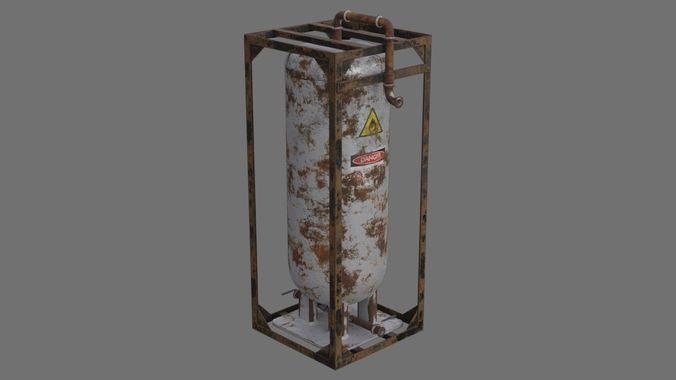 Oil Storage 1G