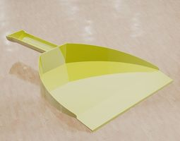 SCOOP 3D print model