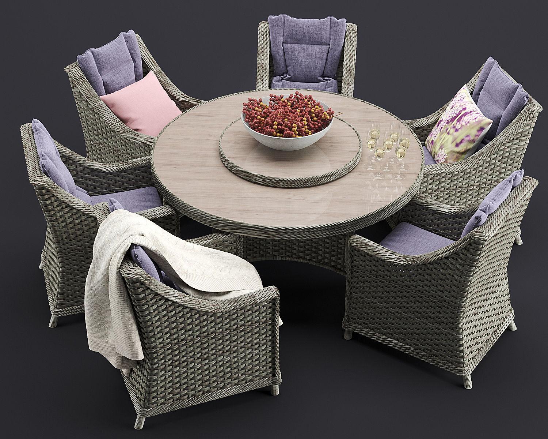 Comfort Outdoor Furnitures Set