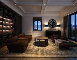 VCTT Reading room 3D
