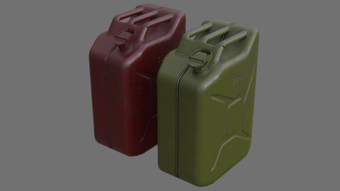Fuel Can 3A