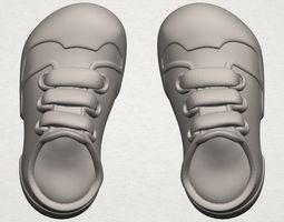 3D print model Shoe 01