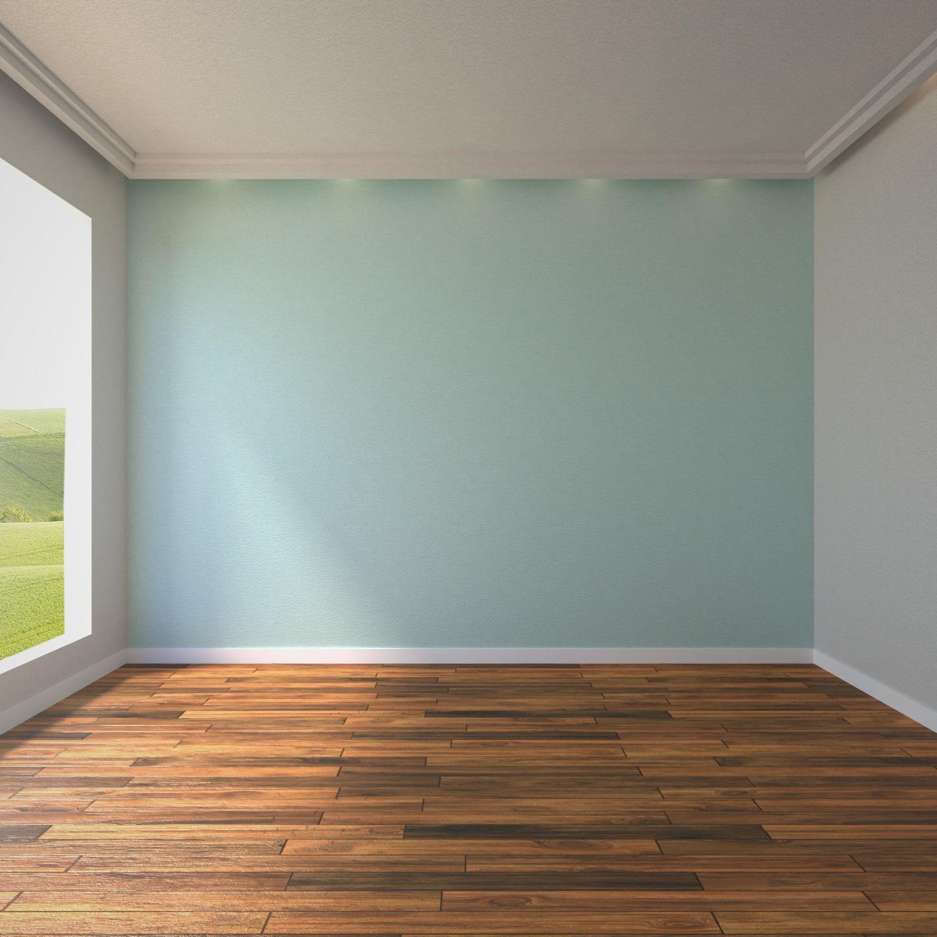 Empty Room 3d Model Cgtrader