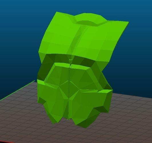 printable reaper full armor set 3d model stl 1