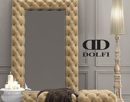 Dolfi 4030 mirror 3D model