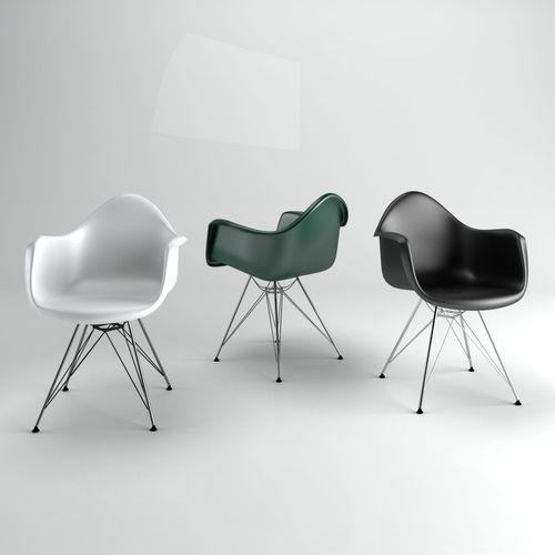 Chair Eames Style DAR