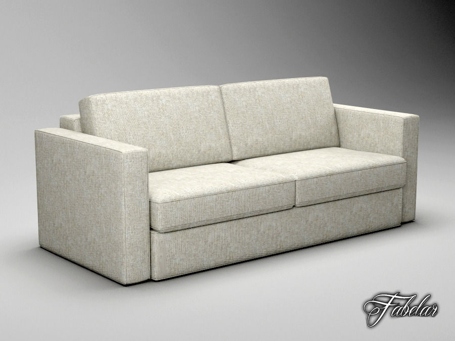 Sofa free 3d model free vr ar low poly 3d model max obj 3ds fbx c4d dae - Sofa gratis ...