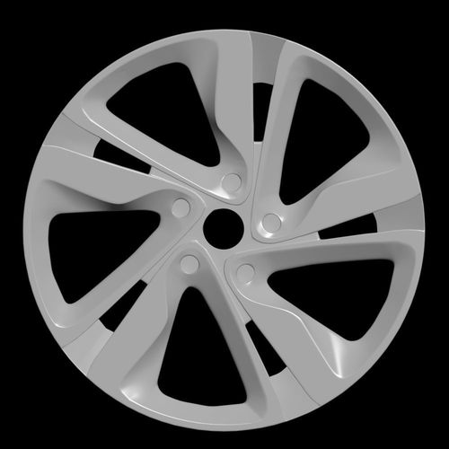 car rim 3 3d model max obj mtl fbx 1