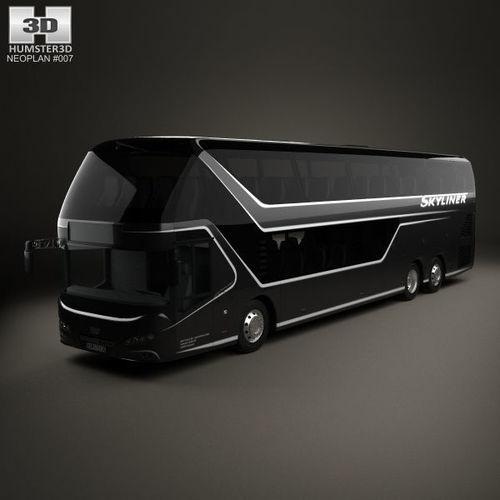 Neoplan Skyliner Bus 2015