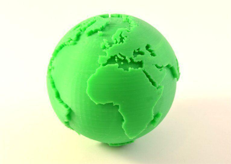 Mother Earth 3d Model 3d Printable Stl Sldprt Sldasm