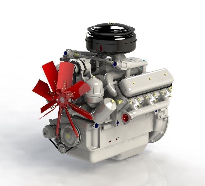 Engine YAMZ236