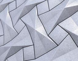 3D asset Wall Design Set 1